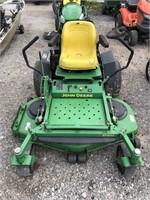 John Deere Z Track 727 Commercial Lawn Mower