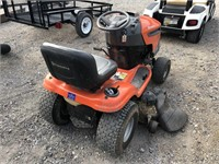 Husqvarna Riding Lawn Mower With 48?? Deck