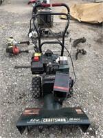 """Craftsman 26"""" Gas Snowblower"""