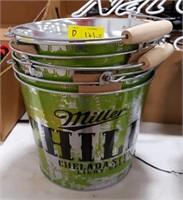 Miller Chill Chelada Style Ice Bucket