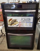 """Whirlpool Gold 30"""" Double Wall Oven - new"""