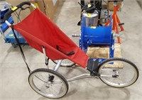 """Used """"Super Jogger"""" the Stroller For Runners"""