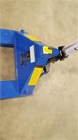 Blue 4400lb Pallet Jack