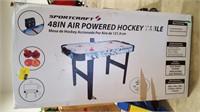 Sportcraft 48in Air Hockey Table.