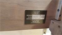 """Luxe Aged Oak 60"""" Vanity Base"""