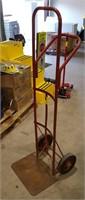 Large 2 Wheel Dolly w/oversized Platform