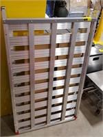 """MaxxHaul Aluminum Cargo Carrier w/4u"""" Ramp"""