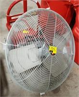 Dayton Wall Mounted Fan