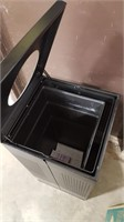 Commercial Vented Trash Can