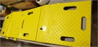 Checkers core protection ramps. Made to withstand