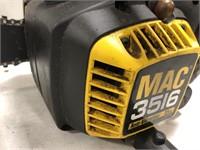 MAC 3516 Anti-vibration 35cc Chainsaw