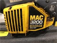 MAC 3200 32cc Chainsaw