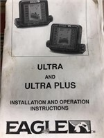 Eagle Ultra Plus Fish Finder with Manual