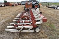 Cultivator, WIC 2600; 8R24, 5 shank, 7x7 ridgid ba