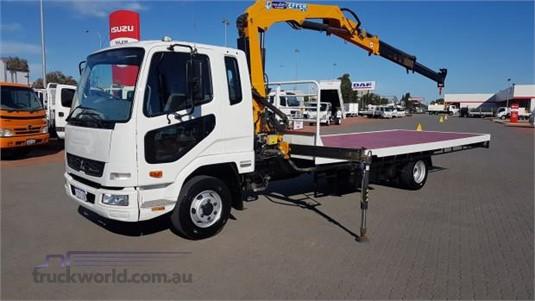 2012 Fuso Fighter FK5.0 Trucks for Sale