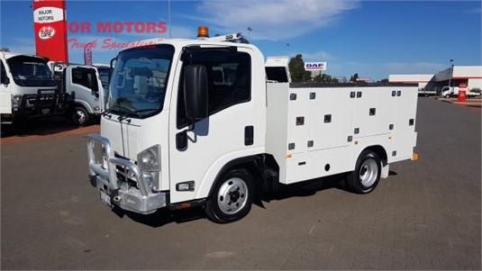 2016 Isuzu NLR 45 150 Major Motors - Trucks for Sale