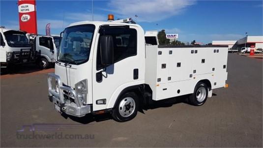 2016 Isuzu NLR 45 150 Trucks for Sale