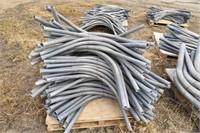 "125 Alum syphon tubes 1 1/2"""