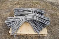 "100 Alum syphon tubes 3/4""-1"""
