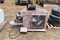 Reznor Oil Furnace RA235,