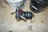 Water Pump, Fittings, Misc