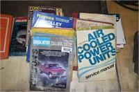 Asst Service Manuals