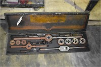 GreenField No 9 Tap N Die Set