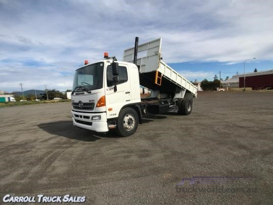 2011 Hino 500 Series 1728 GH Auto Carroll Truck Sales Queensland - Trucks for Sale
