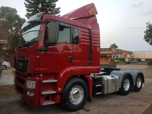 2010 MAN TGA 26.480 - Trucks for Sale