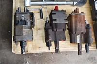 (3) Wet Kit Pumps