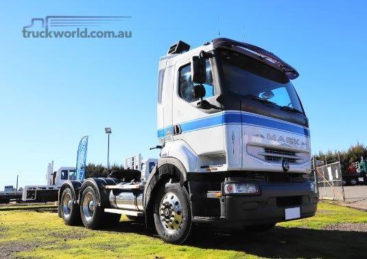 2004 Mack Quantum Trucks for Sale