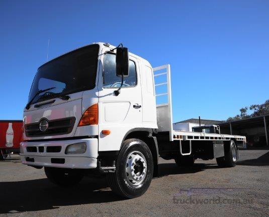 2005 Hino Ranger GH Trucks for Sale