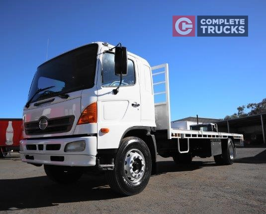 2005 Hino Ranger GH Complete Equipment Sales Pty Ltd - Trucks for Sale