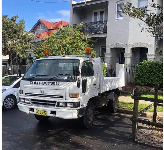 2002 Daihatsu Delta - Trucks for Sale