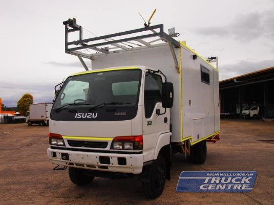1998 Isuzu NPS300 Murwillumbah Truck Centre - Trucks for Sale