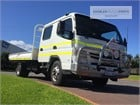 2012 Fuso Canter 918 Wide Table / Tray Top