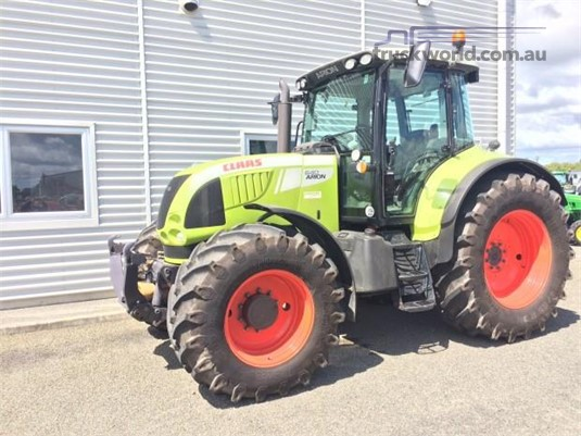 2012 Claas Arion 640 Farm Machinery for Sale