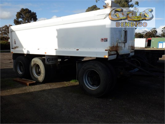 1994 Hercules HEDT-3 Grays Bendigo - Trailers for Sale