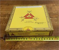 One Collector Cigar Box Collection Online Auction!
