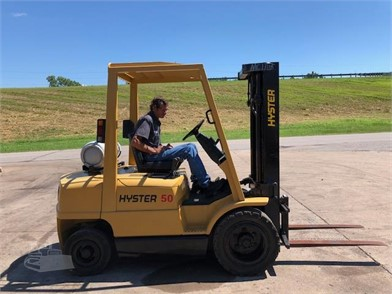 HYSTER H50 For Sale - 105 Listings   MachineryTrader.com ... on