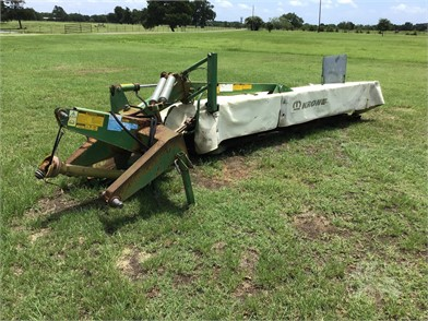 KRONE Disc Mowers For Sale In USA - 60 Listings