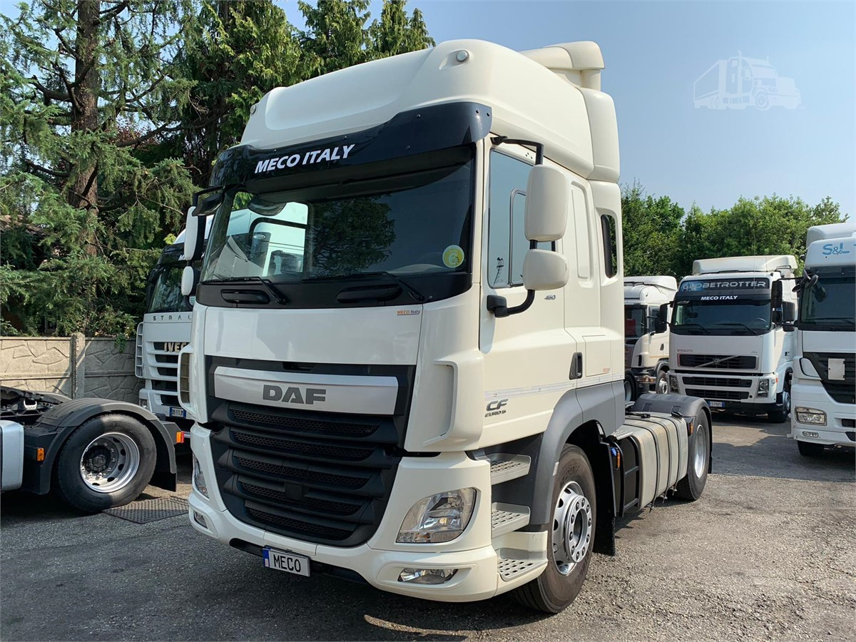 2014 DAF CF460 For Sale In GALLARATE, VA Italy