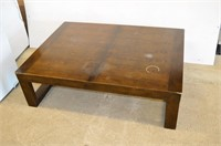 Large Coffee Table - imperfect finish