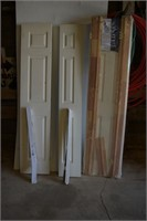 "(3) Doors-20"" X80"" Kit, 24"" X 80"" & 32"" X80"" Bifol"