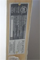 "Oak 2P Door 34"" X82"" Note: 2 precut holes"