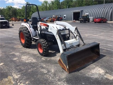 BOBCAT Tractors For Sale - 20 Listings | TractorHouse com - Page 1 of 1