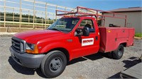 1999 Ford F-350 Service Truck