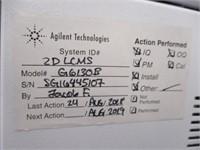 Quadruple LC/ MS System