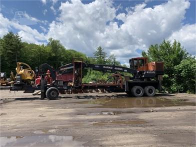 Log Loaders Forestry Equipment For Sale By Michael Sharp Enterprises