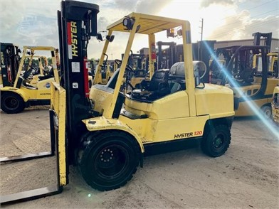 HYSTER H120XM For Sale - 14 Listings | MachineryTrader com - Page 1 of 1